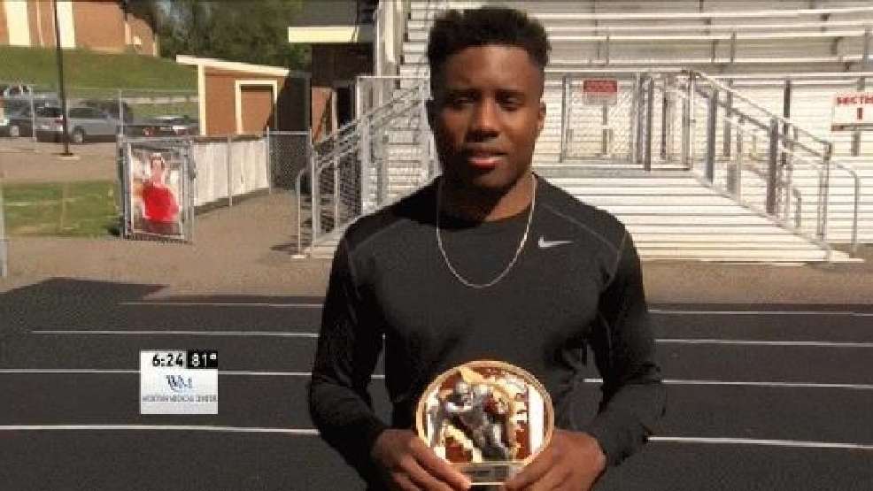 Week 3: Hancock County Chrysler Dodge Jeep Ram/WTOV9 Player of the Week, Kam Davis, Weir