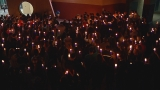 Candlelight vigil held in memory of driver who died in crash